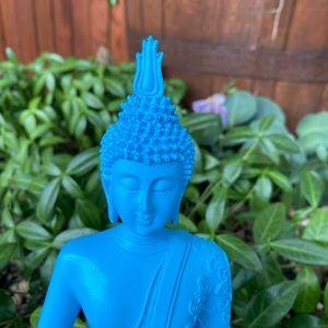 None Accents - Fengshui Buddha ZEN Yoga Meditation Figure FIRM